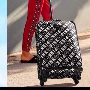 Victoria's Secret PINK Wheelie Carry-On Luggage
